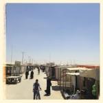 Calle del mercado - Inside Za'Atari