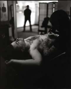 Mr. S. McFadden, Imperial Tattoo, 2010 © Jake Shivery