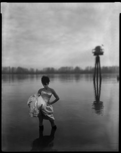 Ms. T. Mille, Sauvie Island, 2009 © Jake Shivery