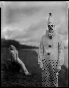 Mr. L. Peterson, Ms. C. Fisher, Sauvie Island, 2008 © Jake Shivery