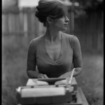 Ms. K. Evans, N Syracuse, 2009 © Jake Shivery