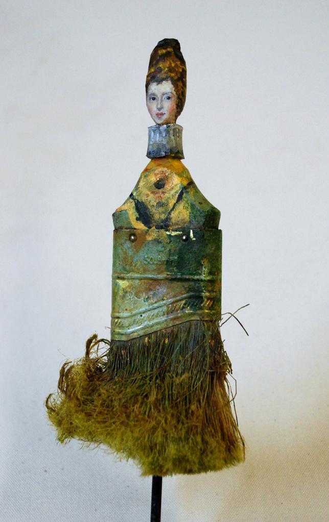 'Doña Hongari (after Velázquez)  - Rebecca Szeto
