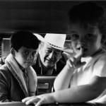John Wayne, 1953 © Phil Stern