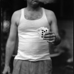 Monday Night Poker No7 - Mr. J. Shivery © Jake Shivery