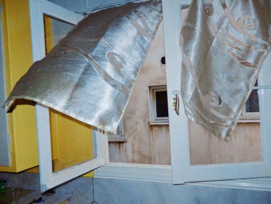 Fluttering Curtains © Petros Kloubis