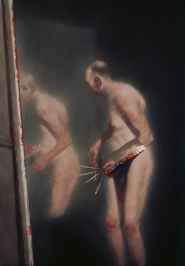 'Unfamiliar Reflection', 2006 - Ken Currie