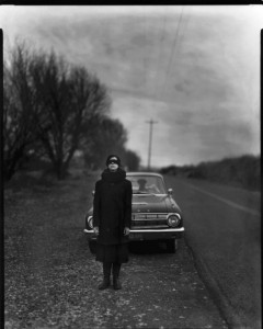 Ms. A. Jones. Sauvie Island, 2009 © Jake Shivery