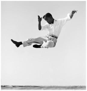 Smmy Davis Jr., 1954 © Phil Stern