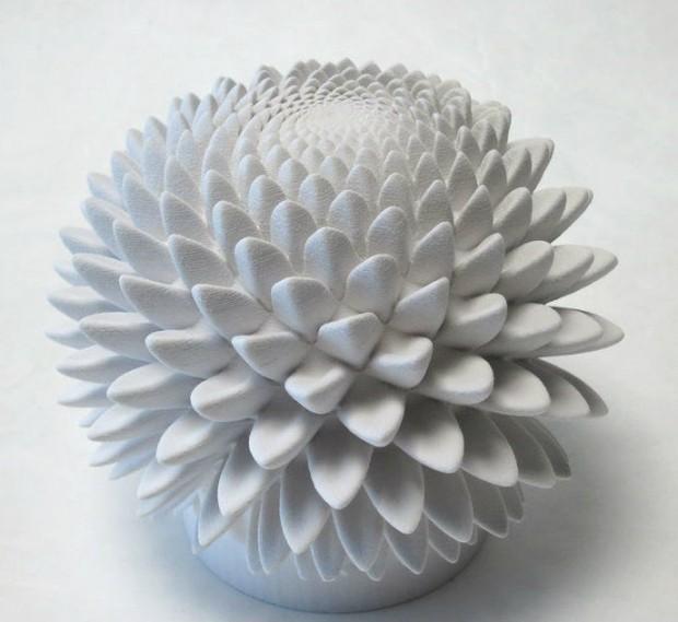 'Blooming zoetrope' - John Edmark