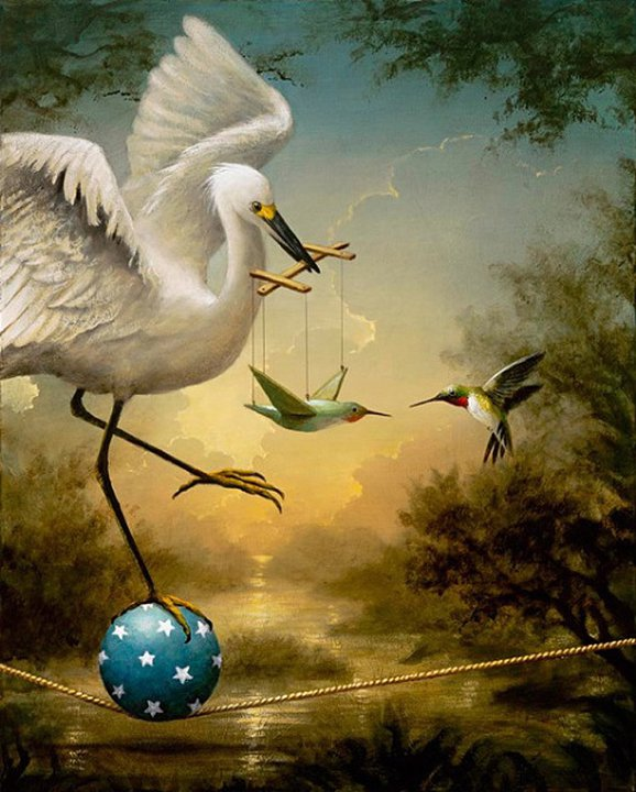 'The Magician' - Kevin Sloan