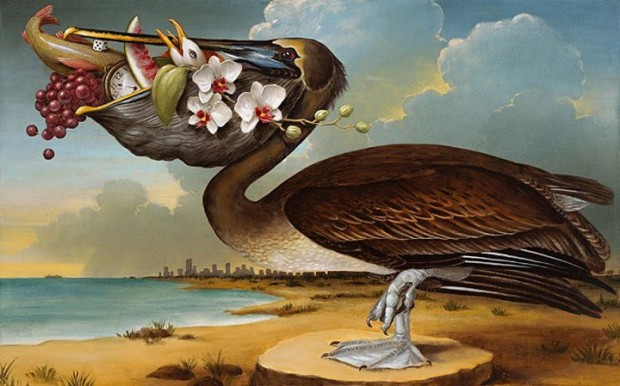 'Birds of America: At the Beach' - Kevin Sloan