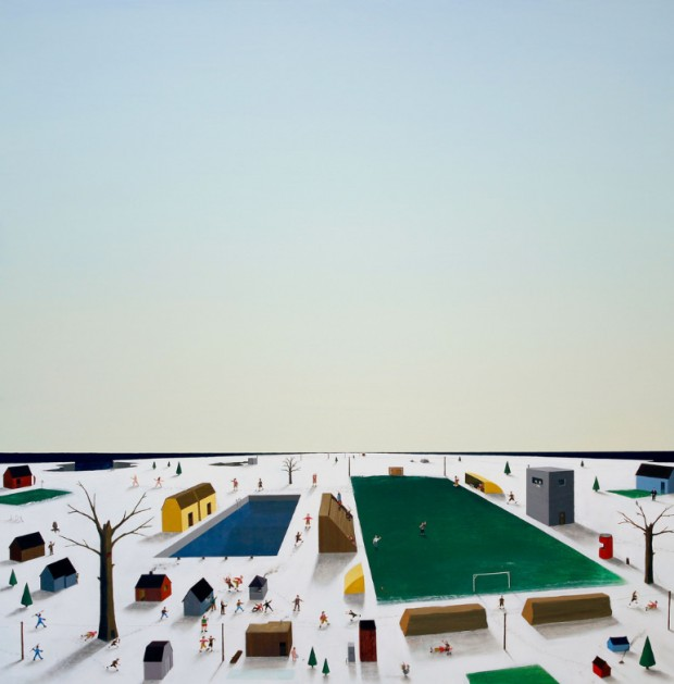 'Offside' - Lars Daniel Rehn