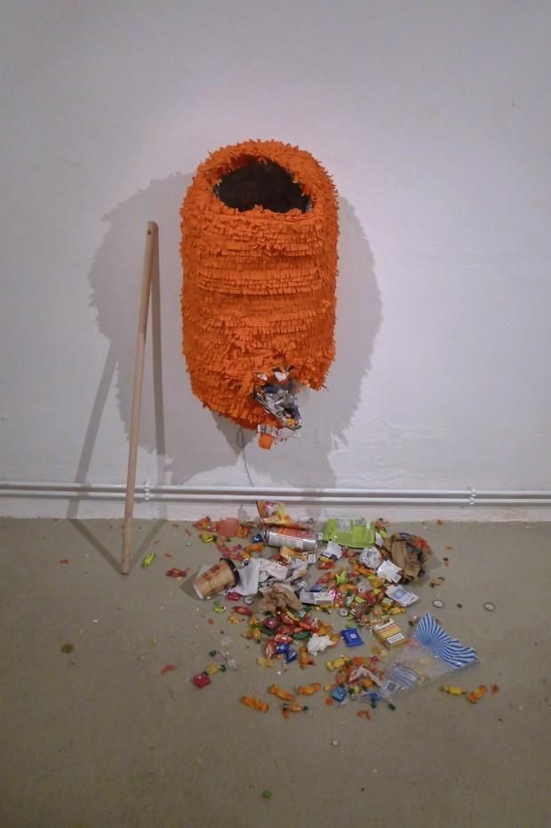 'Piñata' - Tony Spyra