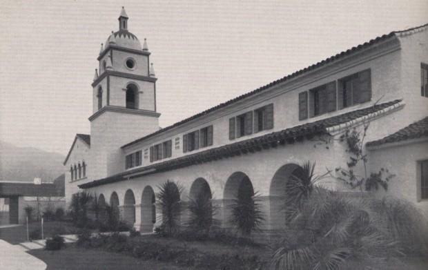 Edificio principal del manicomio de Camarillo (Foto: Wikipedia)