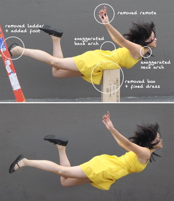 Tutorial para levitar / Pinterest