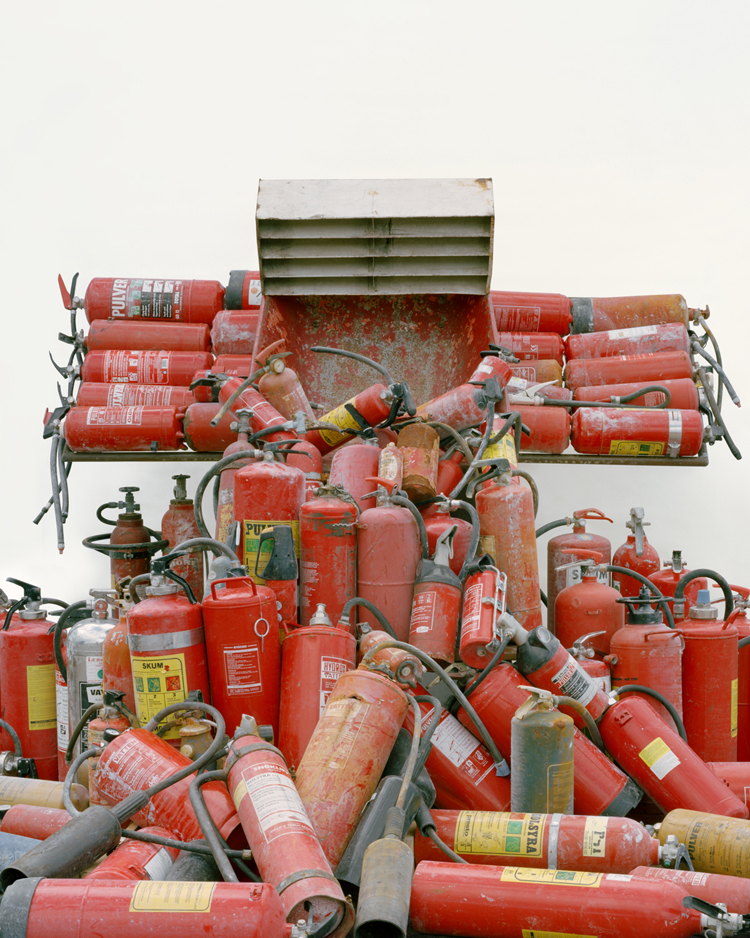 '#37 Fire Extinguishers' - 'Waste Management' - Vincent Skoglund