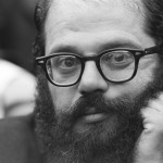 Allen Ginsberg, 1965 © John 'Hoppy' Hopkins