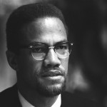 Malcolm X © John 'Hoppy' Hopkins