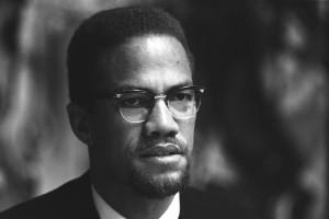 Malcolm X © John 'Hoppy' Hopkins