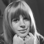 Marianne Faithfull , 1966 © John 'Hoppy' Hopkins