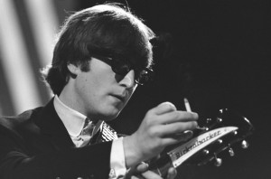 John Lennon, 1964 © John 'Hoppy' Hopkins