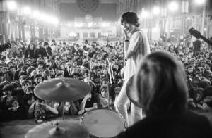 Mick Jagger, 1964 © John 'Hoppy' Hopkins