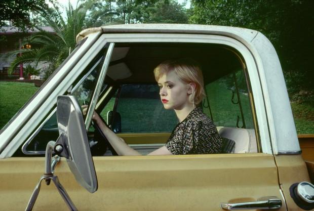Eva-Claire #2, Austin © Lise Sarfati