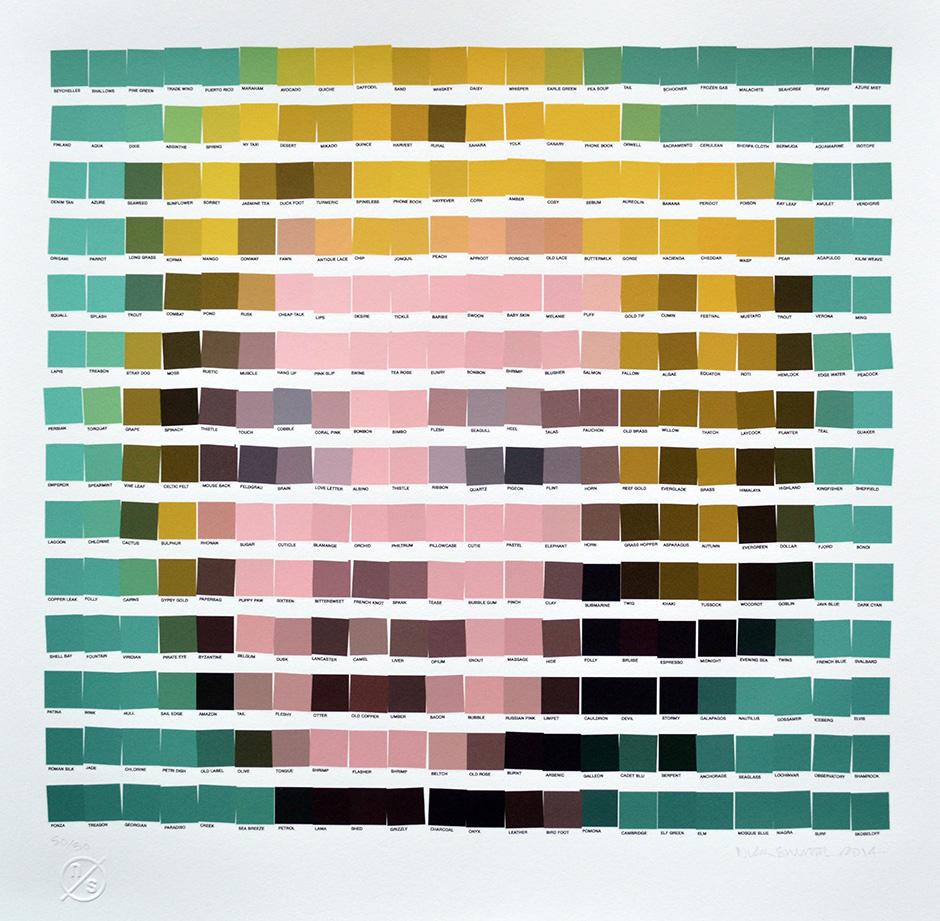 'Marilyn green' - Nick Smith