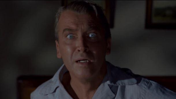 Fotograma de 'Eyes of Hitchcock', uno de los video-ensayos de Kogonada