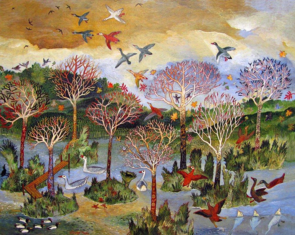 'Everglade'  - Anna Pugh