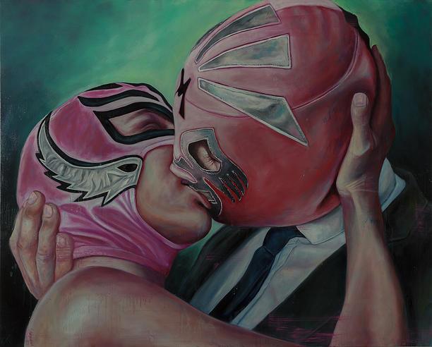 'Never Kiss 2' - Yannick Fournie