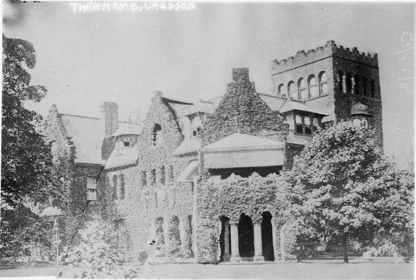 Residencia de los Thaw en Pittsburgh