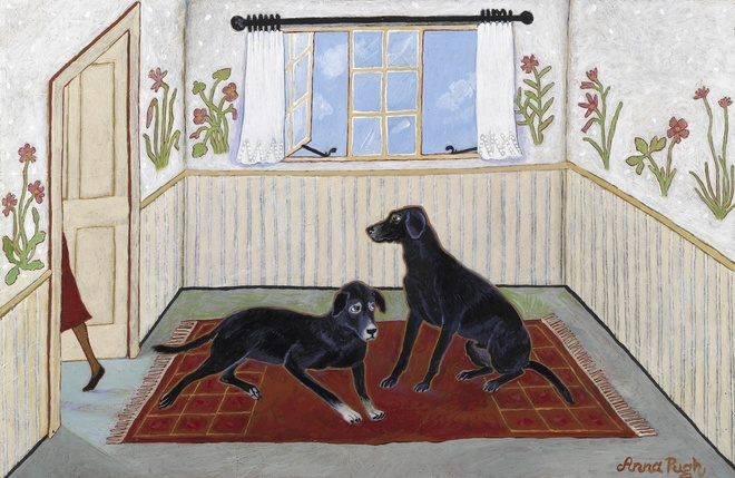 'Won't be Long' - Anna Pugh