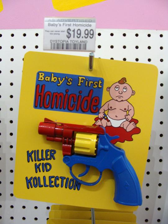 'Babys First Homicide' - Peter Adamyan