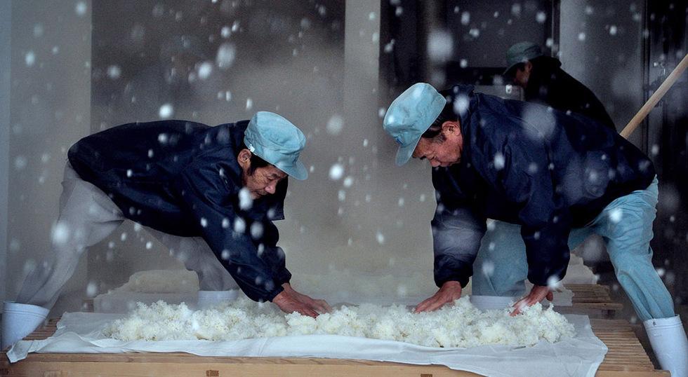 'Fotograma del documental 'The Birth of Saké'