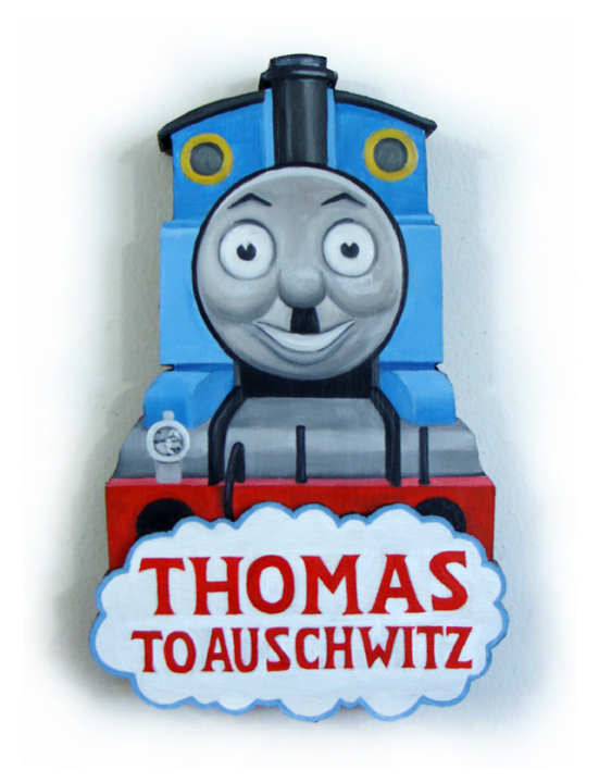 'Freight Train Fuhrer' - Peter Adamyan