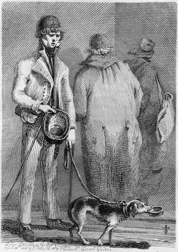 'Vagabondiana' - John Thomas Smith