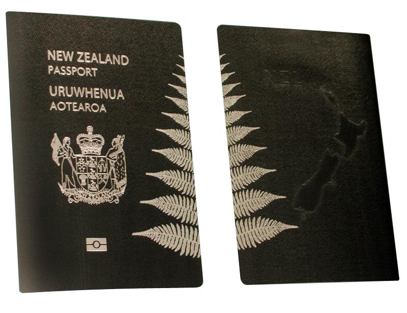 Pasaporte de Nueva Zelanda