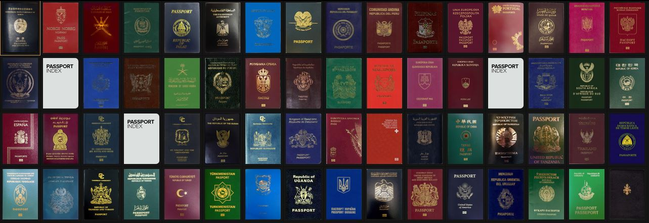 'Passport Index'
