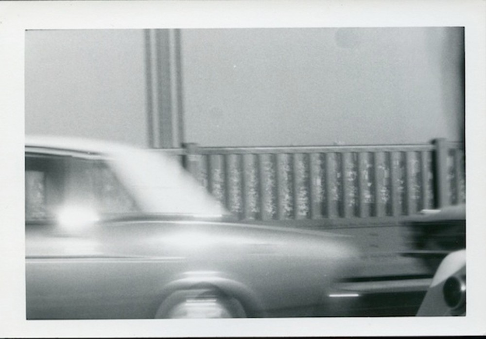 Untitled (car) © Dennis Hopper