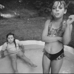 Amanda And Her Cousin Amy Valdese, North Carolina, USA, 1990 © Mary Ellen Mark