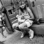 Jennifer, Tiffany, and Carrie,Portsmouth, Ohio, 1989 © Mary Ellen Mark