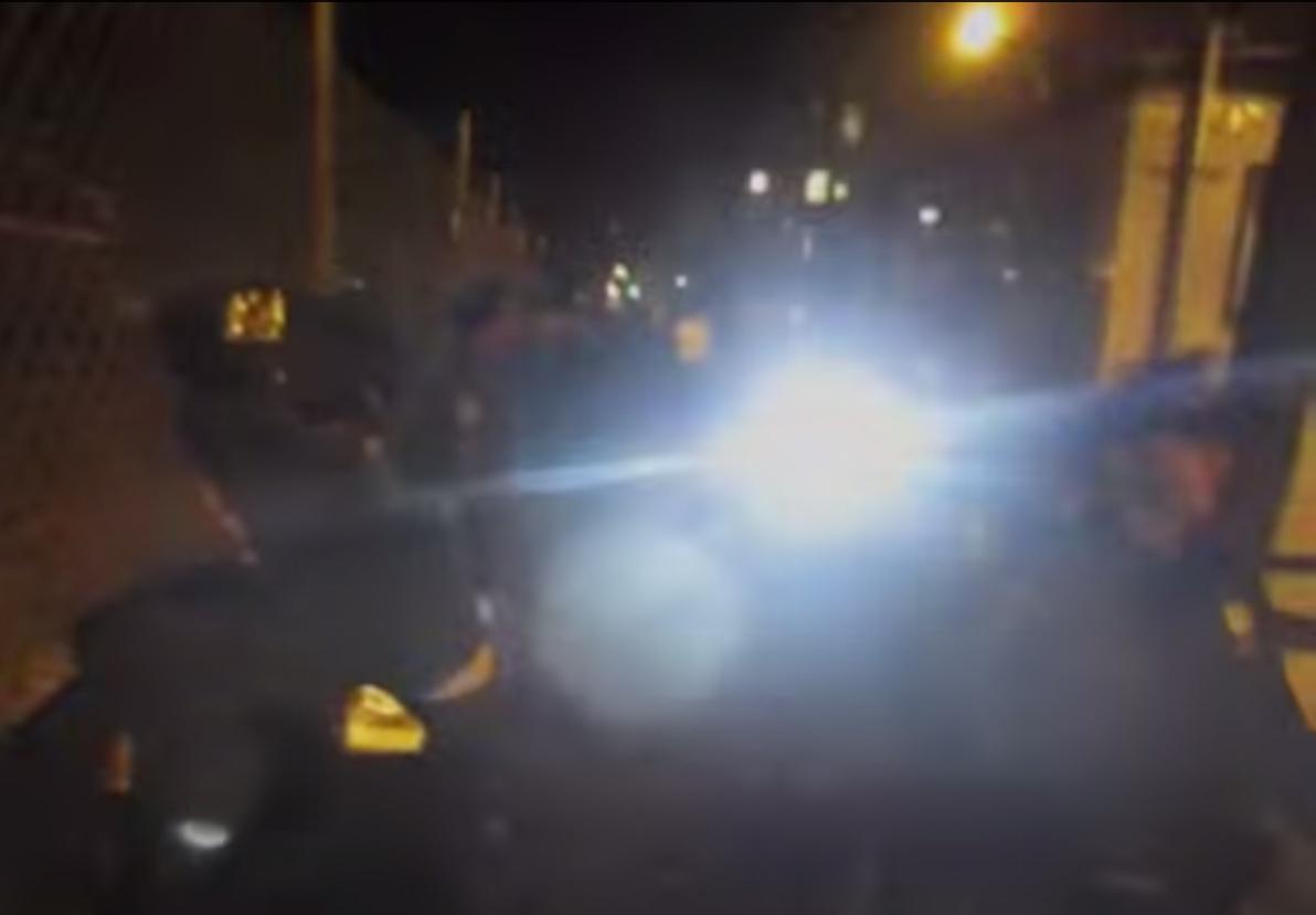Policías de Nueva York usan 'flashes' estroboscópicos para dificultar grabaciones y fotos