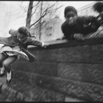 Girl Jumping Over A Wall Central Park, New York City, 1967 © Mary Ellen Mark