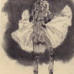 """""""La mort qui danse"""", 1865 - Félicien Rops (Dominio público)"""