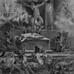 """""""Messe noire"""" - Félicien Rops (Dominio público)"""