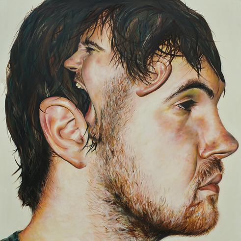 'Self Portrait 2: The Interior Alarm. When the Exterior's Calm' - Carl Beazley