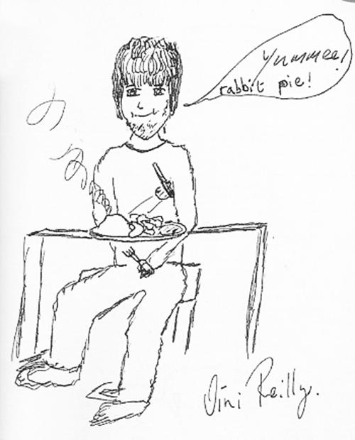 Autorretrato de Vini Reilly - www.thedurutticolumn.com