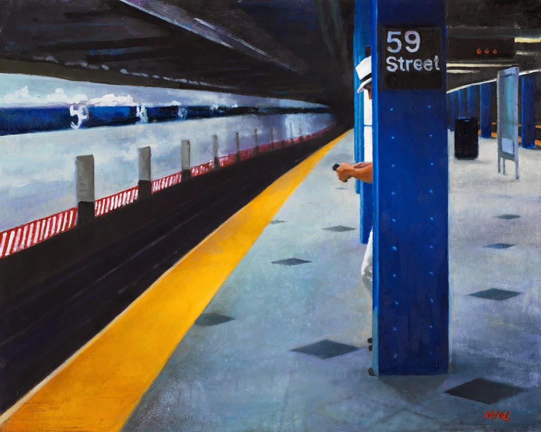 'Connect' - Nigel Van Wieck