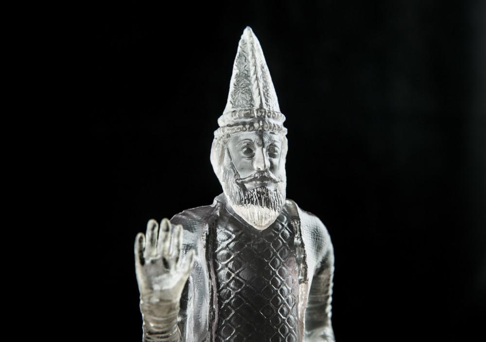'Material Speculation: ISIS' - 'King Uthal' - Morehshin Allahyari